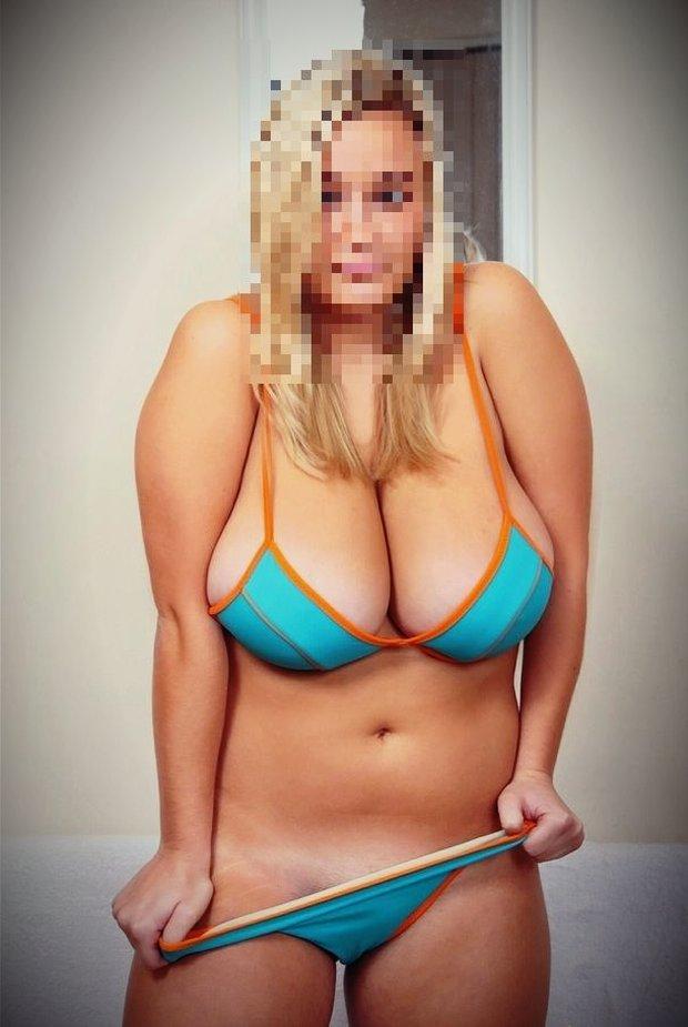 Body Positive pour une jolie ronde en bikini