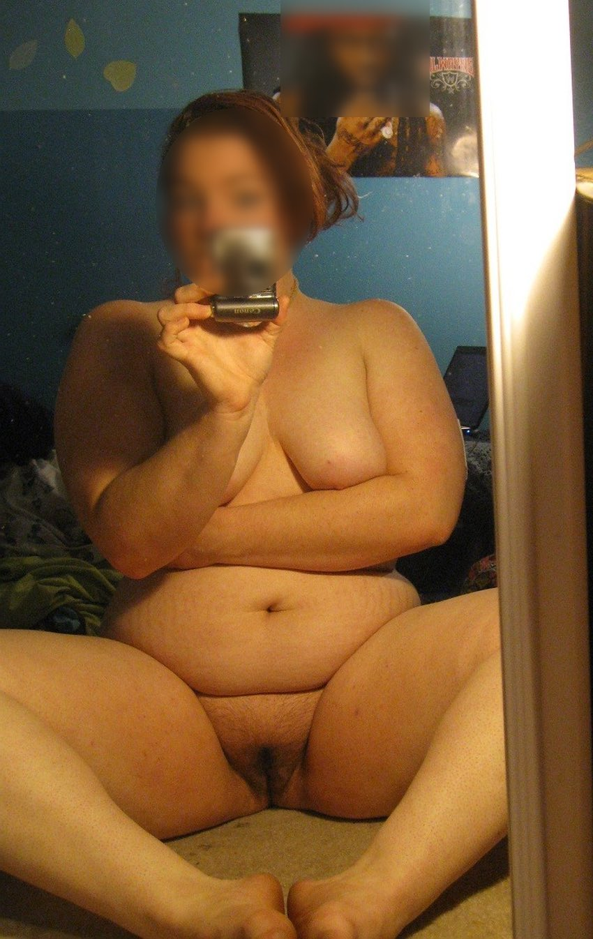 grosse chatte de femme pulpeuse nue