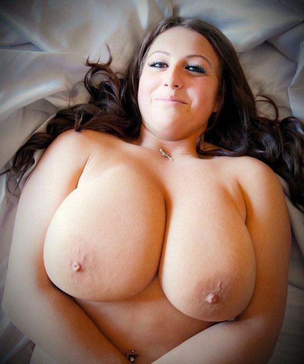 C'est pas beau une ronde à gros seins