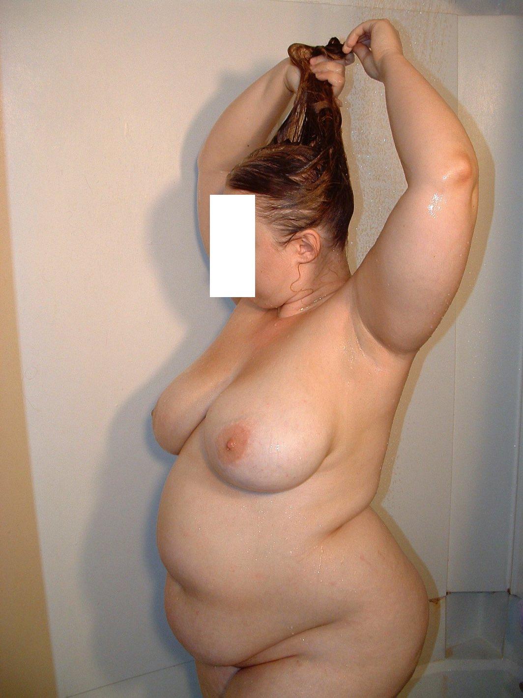 Les grosses fesses de Vanille Chaude